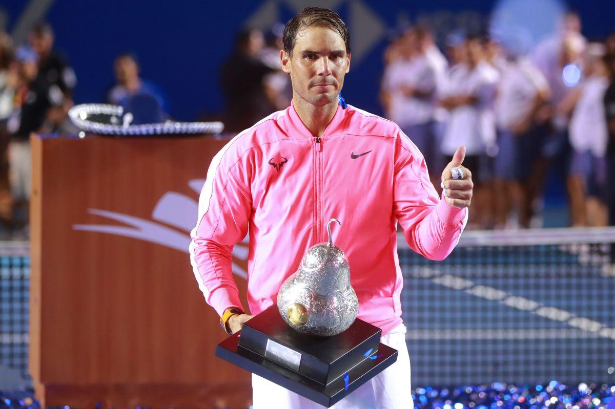 El español considera que la suspensión de los torneos podría condicionar su carrera.