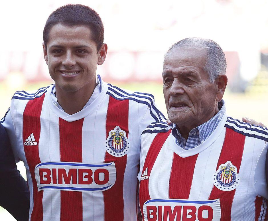 Intenta no llorar: el video más emotivo entre Chicharito y su fallecido abuelo, Tomás Balcázar, en el Mundial