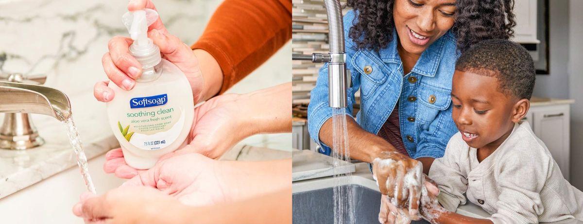 5 jabones líquidos con aloe vera para tener tus manos libres de bacterias