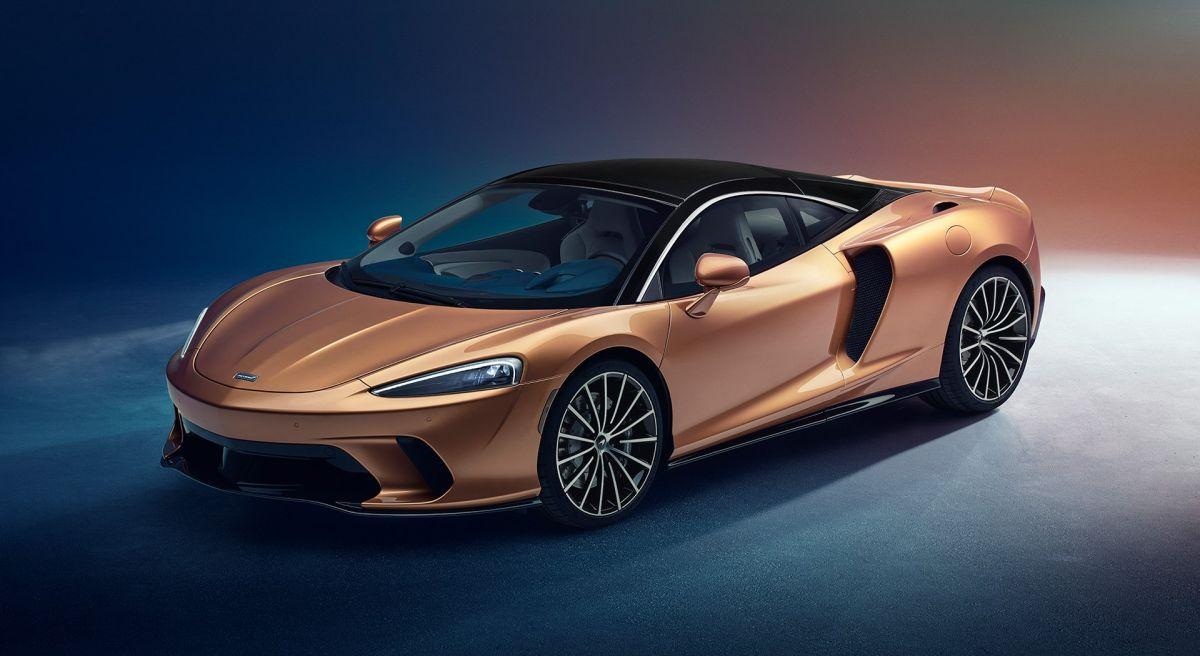 McLaren GT. Crédito: Cortesía McLaren.