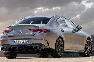 Mercedes-AMG CLA 45 S, el compacto de lujo más potente ya está en México