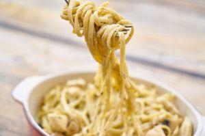 """Jimmy Kimmel enseña a preparar la """"Pasta Tina"""" que sus hijos amán comer"""
