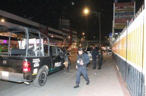 Video revela que policías estatales y municipales participaron en robo en exclusivo fraccionamiento