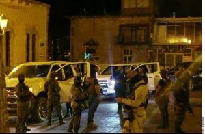 FOTOS: El Mencho recibe fuerte golpe, detienen a 12 del CJNG con arsenal y marihuana