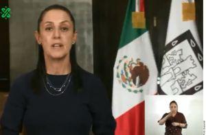 La Fiscalía investiga supuesta amenaza de ataque contra alcaldesa de la CDMX