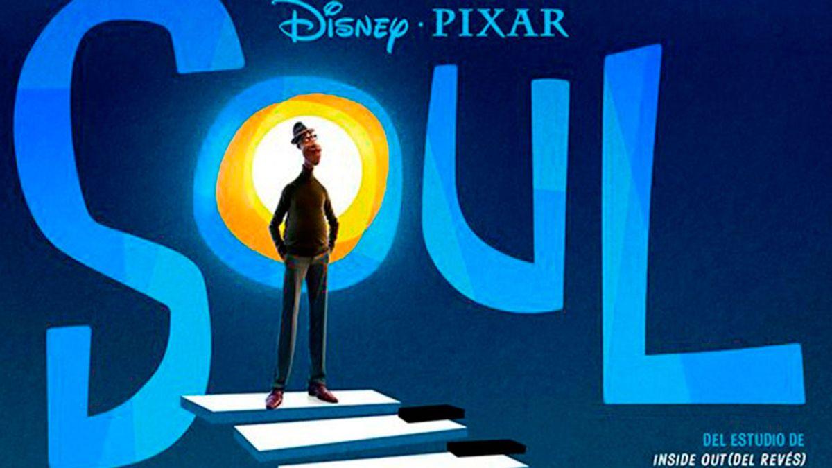 """""""Soul"""" es una de las grandes apuestas de Pixar."""