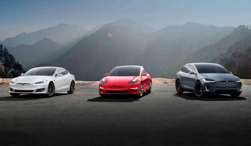 Elon Musk compartió cómo será el proceso para lograr los efectos de color en sus autos.