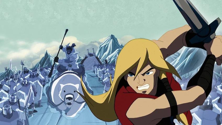 Thor: Tales of Asgard.
