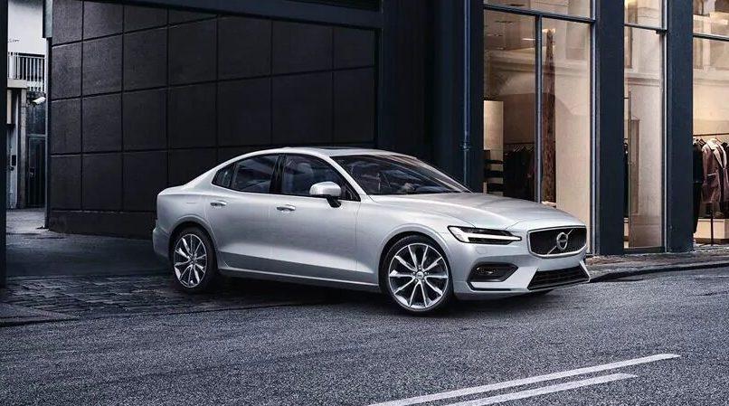Volvo S60. Crédito: Cortesía Volvo.