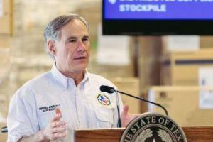 El gobernador de Texas visitará las áreas afectadas por el huracán Hanna; 32 condados fueron declarados zonas de desastre