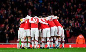 Arsenal, primer equipo de Inglaterra que regresa a los entrenamientos