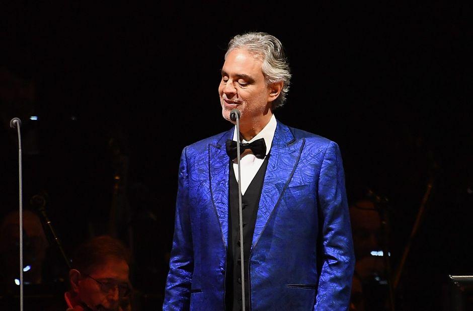 Andrea Bocelli llega a los 62 años: la increíble historia del tenor que se impuso a la ceguera para alcanzar el éxito