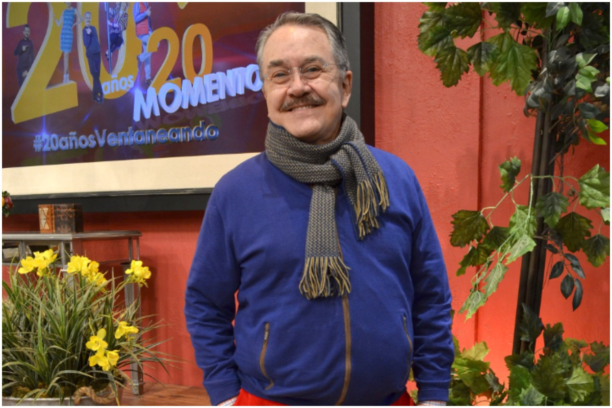 Pedro Sola vive en el mismo sitio desde 1975.