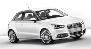 Increíble, el Audi A1 eléctrico ya se ve circulando por Europa