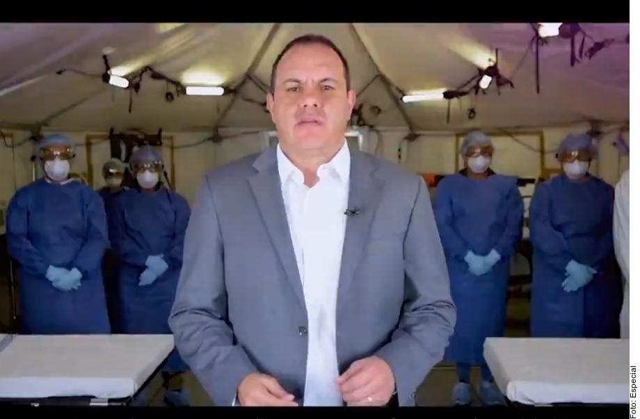 Arman en Morelos hospital para spot del gobernador Cuauhtémoc Blanco… luego lo desmontan