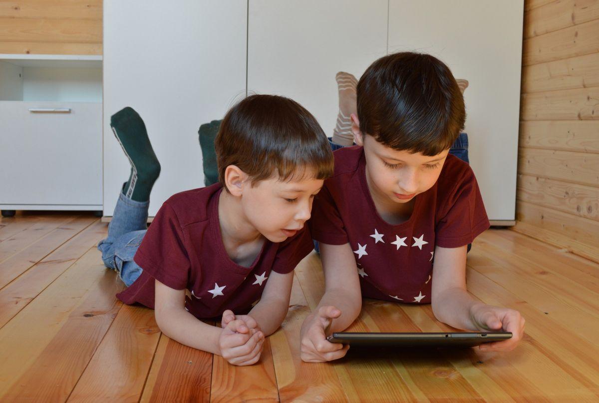 Los niños cuentan en el censo 2020