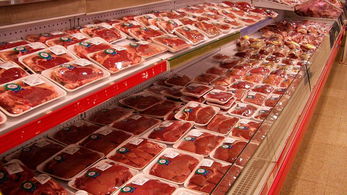 El tiempo que debes almacenar este producto varía dependiendo del tipo de carne que compres.