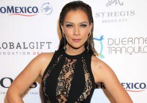 """Carolina Miranda de """"Señora Acero: La Coyote"""" sufrió doloroso accidente al correr en bikini en el jardín"""