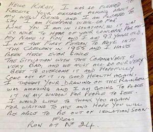 Recibe una carta de un soldado de Vietnam, la envió hace 52 años y llegó ahora