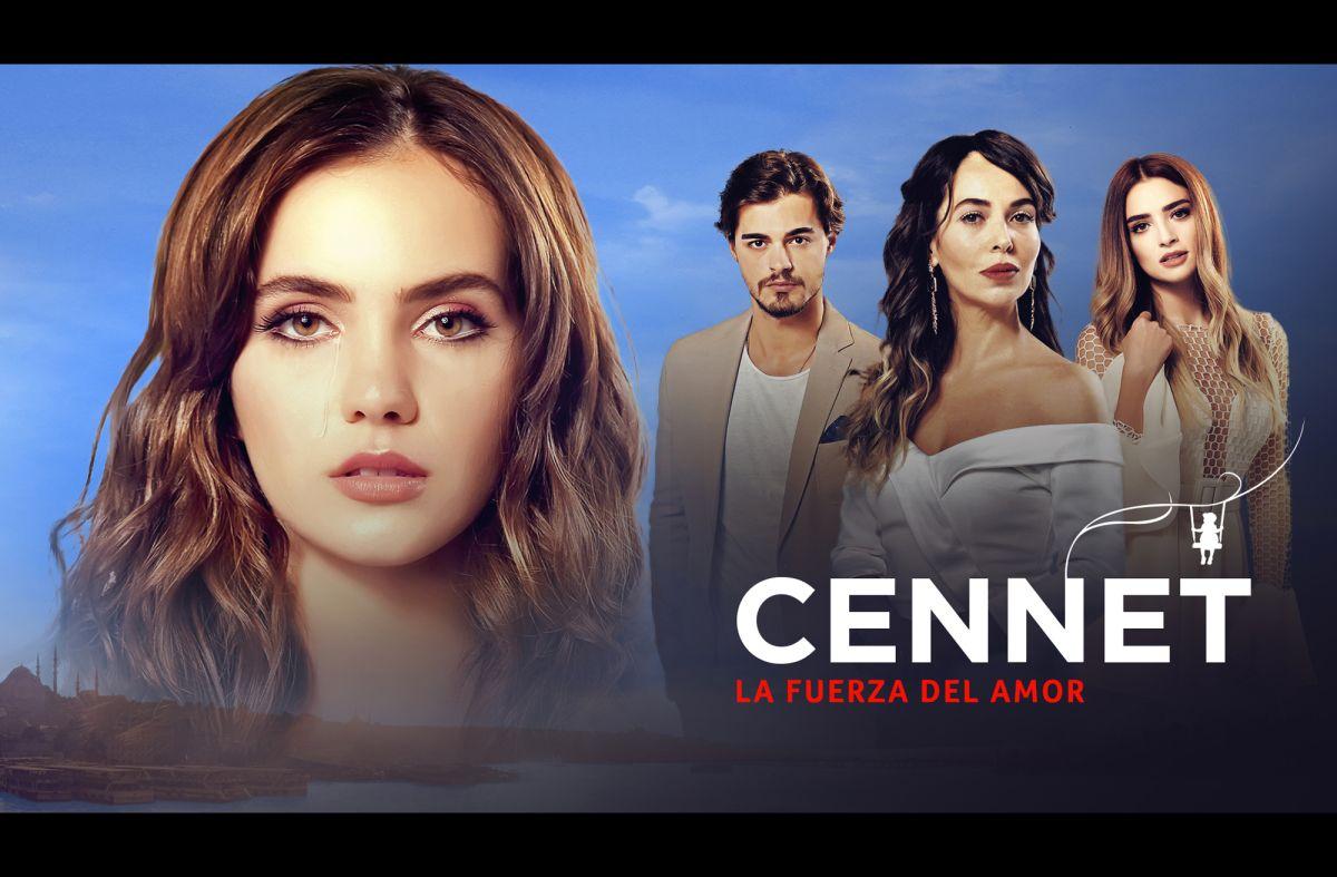 'Cennet, la fuerza del amor'