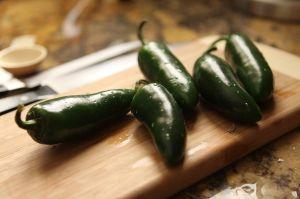 Cómo desflemar chiles, cebollas, nopales y otros vegetales