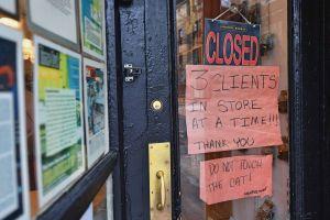 La economía de EEUU destruyó 701,000 empleos en el marzo del coronavirus