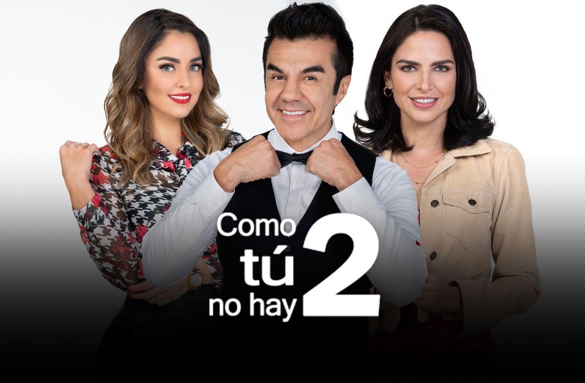 'Cómo tú no hay 2', lo nuevo de Univision.