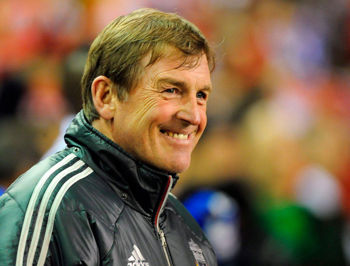 El ex director técnico del Liverpool, Kenny Dalglish.