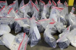 El narcotráfico ignora la pandemia: interceptan en Texas un cargamento de drogas valorado en $11 millones de dólares