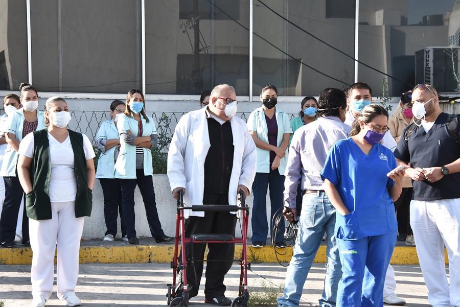 Gobernadores del PAN advierten a AMLO que colalpsará el sistema de salud