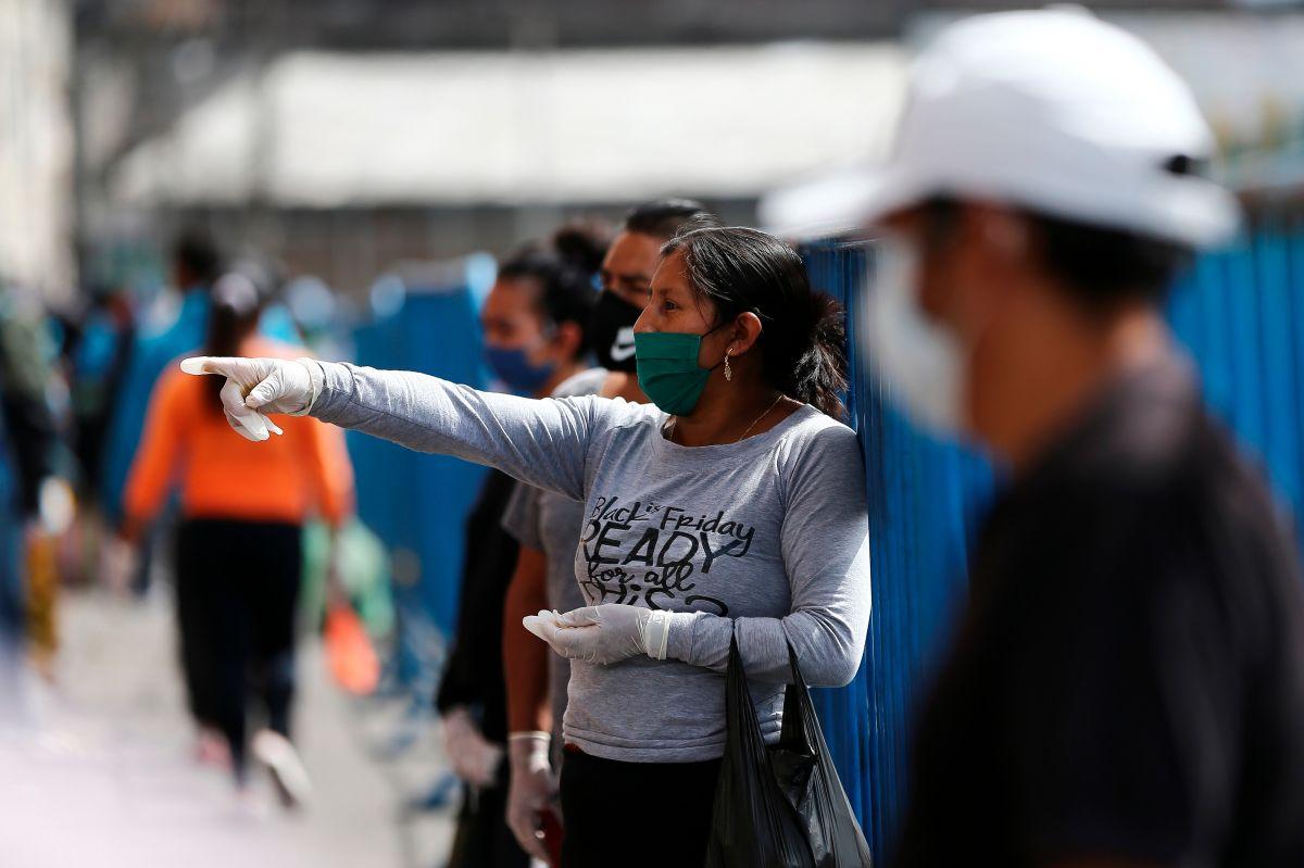 Los ecuatorianos se realizan más pruebas de detección de la enfermedad.