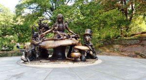 Terrorista intentó explotar estatua en área infantil de Central Park, Nueva York