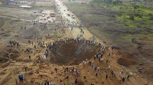 Además del coronavirus, ¿realmente cayó un meteorito en Nigeria?