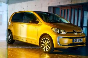 El Volkswagen e-up! se convierte en el eléctrico más vendido