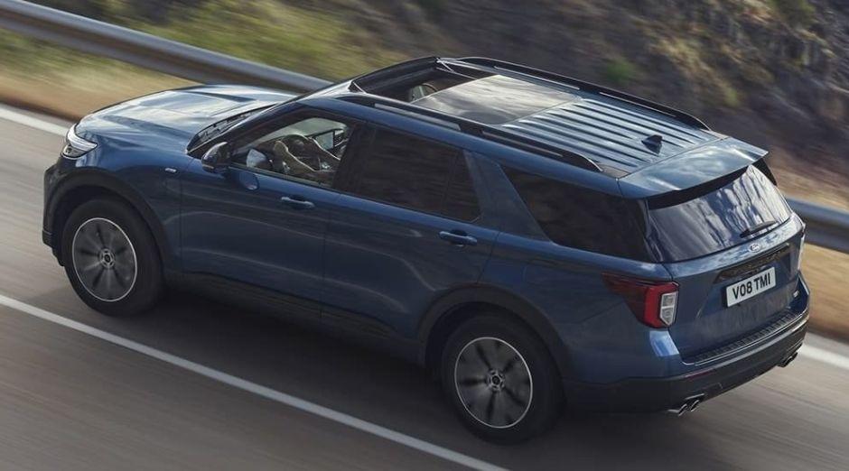 El nuevo Ford Explorer 2021 ya está a la venta y regresa más imponente que nunca