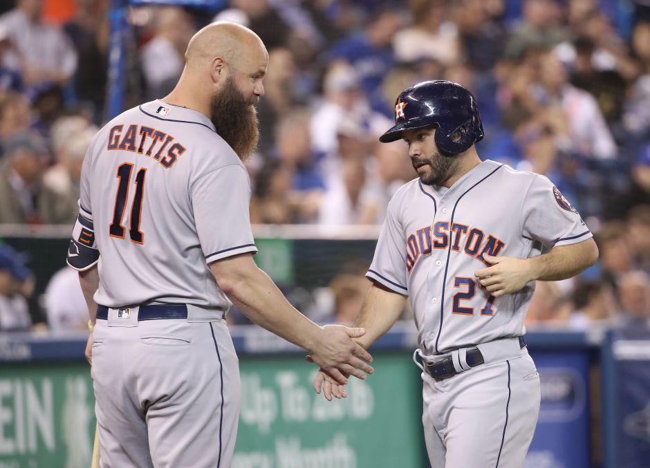 """Se pasa de sincero, exjugador de los Astros, Evan Gattis reconoce que serán odiados """"para siempre"""""""