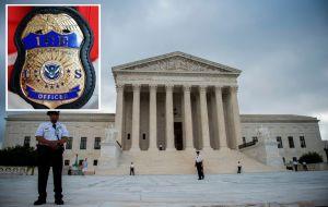 Corte Suprema facilita deportación de inmigrantes que cometieron delitos