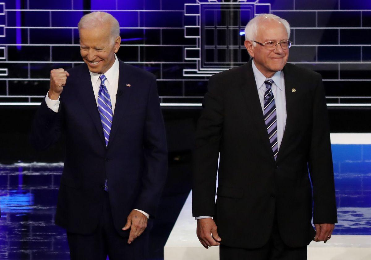 Bernie Sanders pide que los cheques de estímulo duren mientras permanezca la pandemia