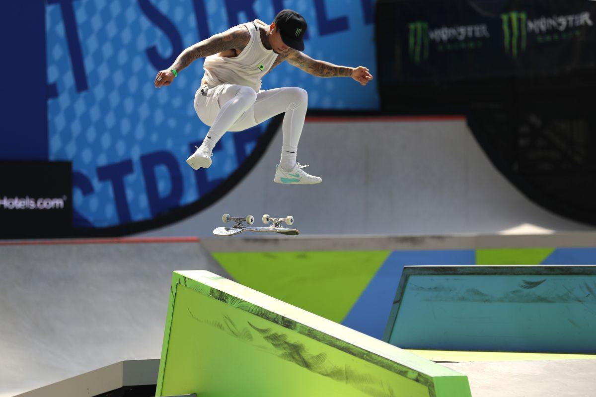 """""""He estado comiendo mier** toda mi vida"""": el No. 1 del skateboarding le recuerda al mundo la palabra clave"""