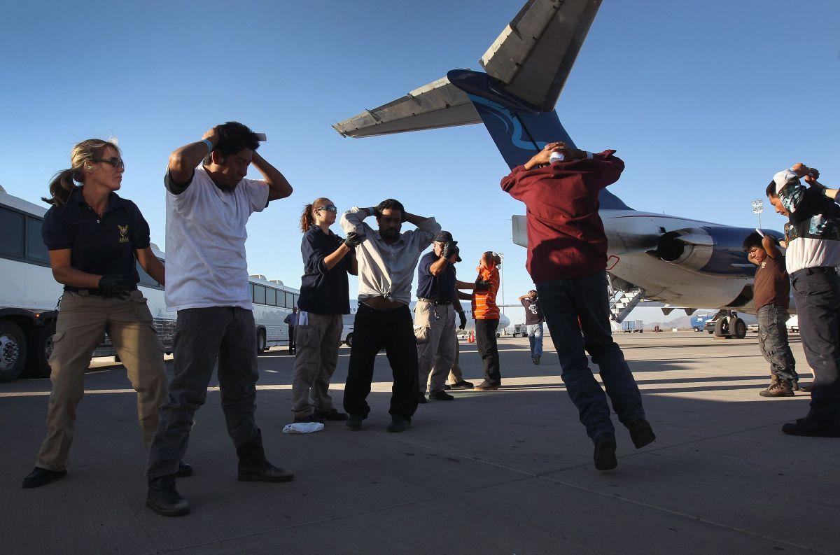 El Coronavirus detiene los flujos de inmigración en el mundo. (Getty Images)