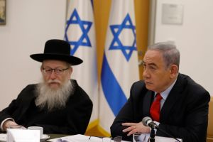 Ministro de Salud de Israel da positivo a COVID-19 tras no cumplir distancia social