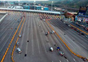 Alerta de viaje para cruzar la frontera sigue vigente, sólo entran ciudadanos y residentes