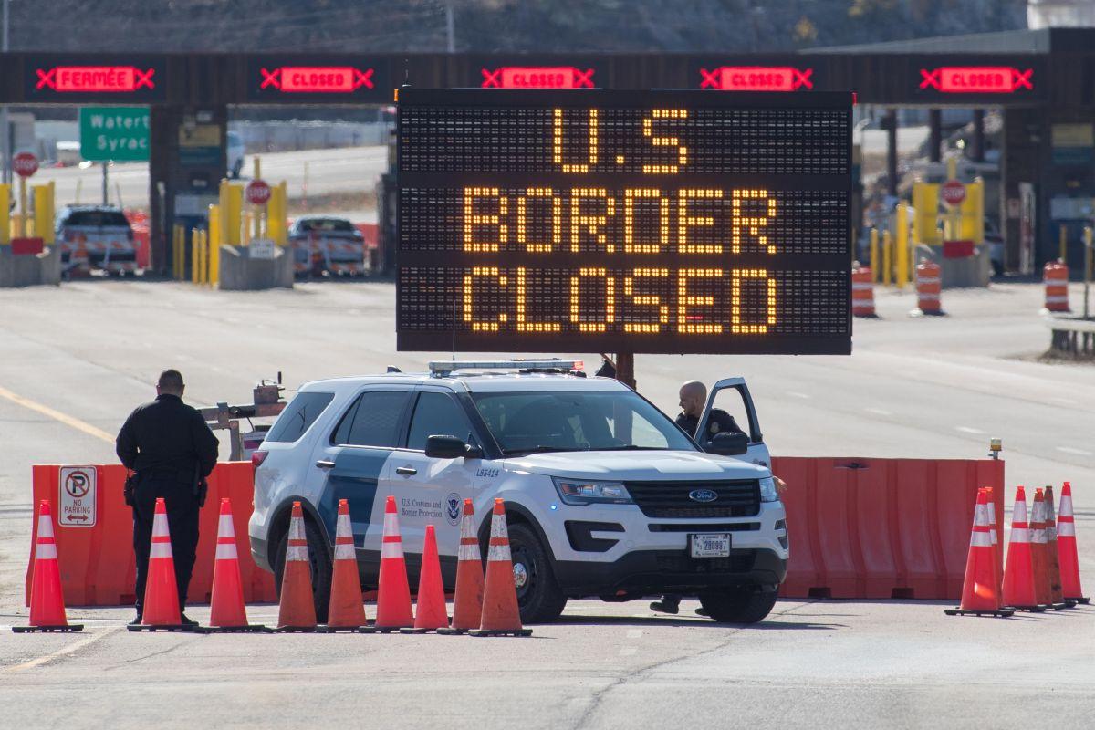 Advertencia de viaje a quienes planean cruzar la frontera por Semana Santa