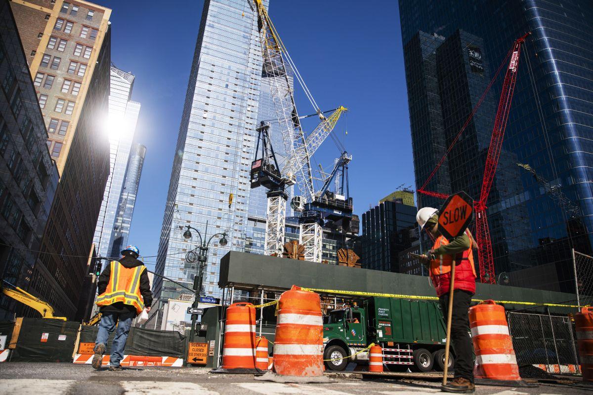 El plan de infraestructura del presidente Biden busca generar una gran cantidad de empleos.