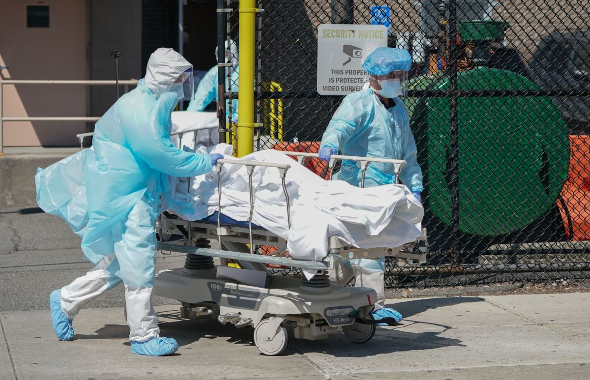 Reabren las puertas del hospital St. Vincent en Los Ángeles