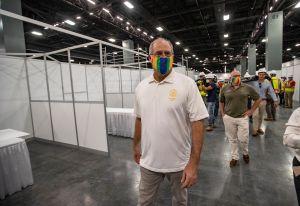 El Centro de Convenciones de Miami Beach se convertirá en un hospital de emergencia