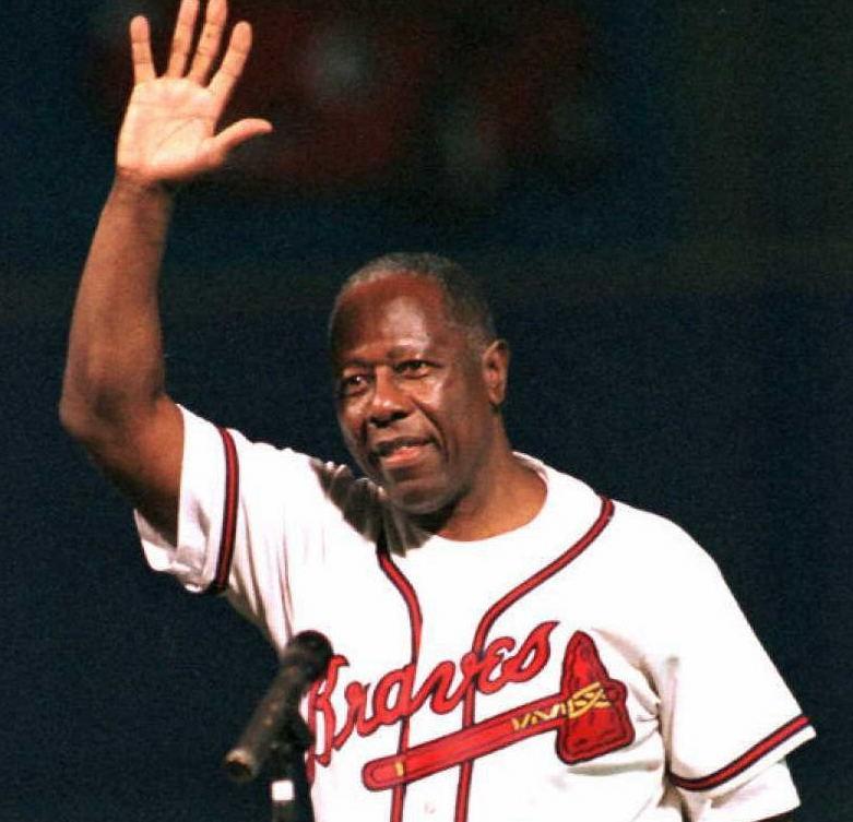 En 1974 Aaron se convirtió en el pelotero con más cuadrangulares en las Grandes Ligas.