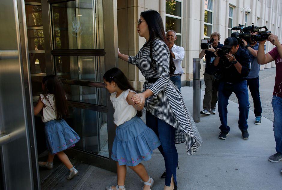 FOTOS: Las hijas gemelas del Chapo Guzmán en inéditas fotos con hermano de Emma Coronel