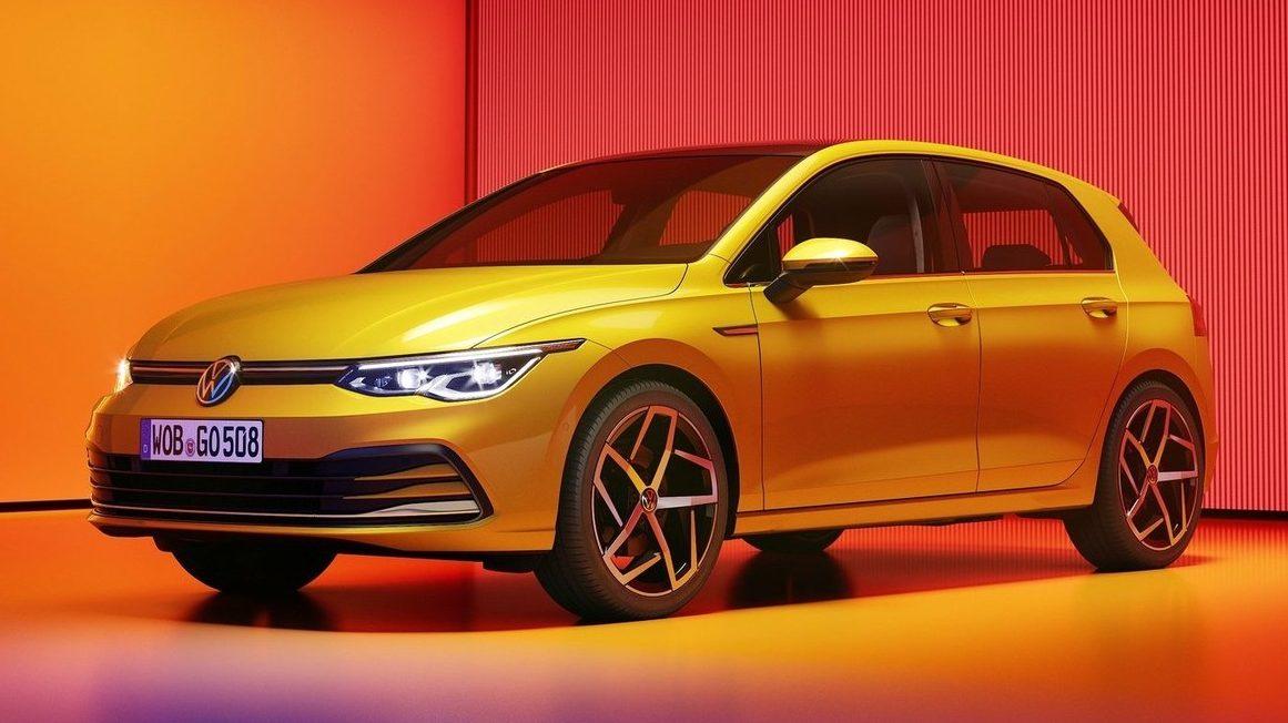Volkswagen Golf 2020. Crédito: Cortesía Volkswagen.