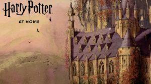 Harry Potter le pone magia a la cuarentena con nuevo portal